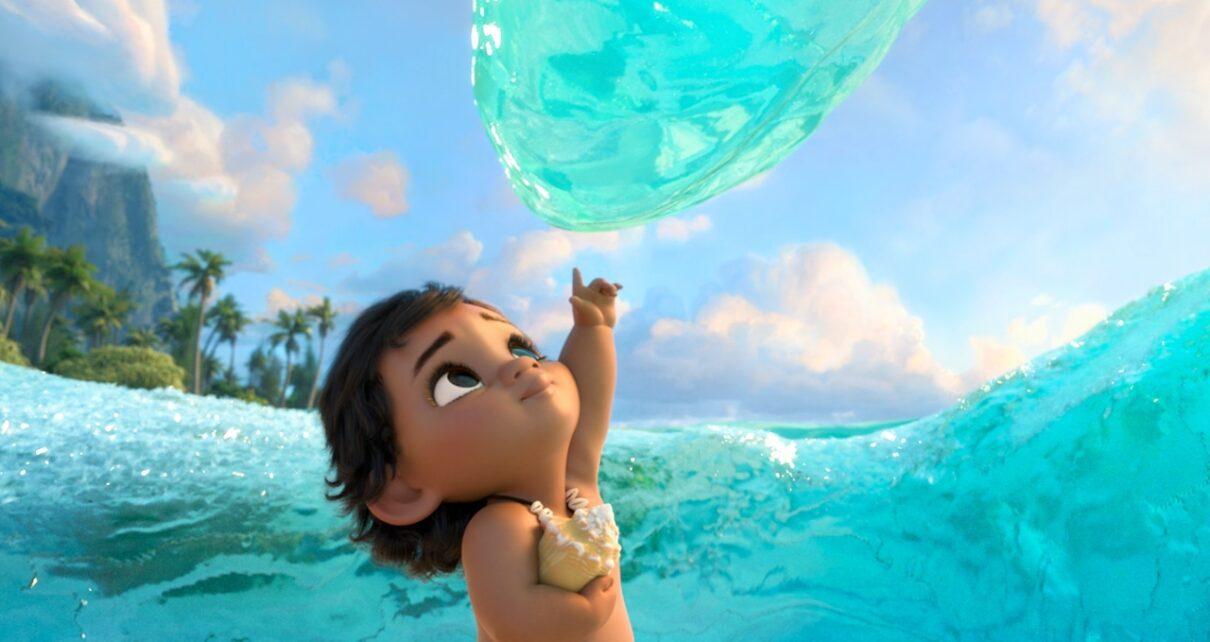 Oceania serie Disney