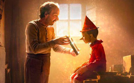 Pinocchio Film uscita usa