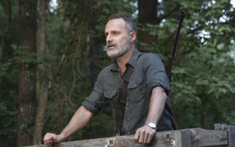 Rick Grimes film andrew lincoln