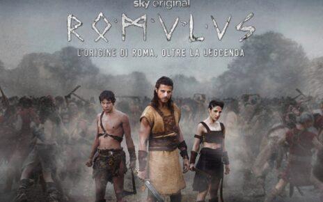 Romulus serie tv Recensione