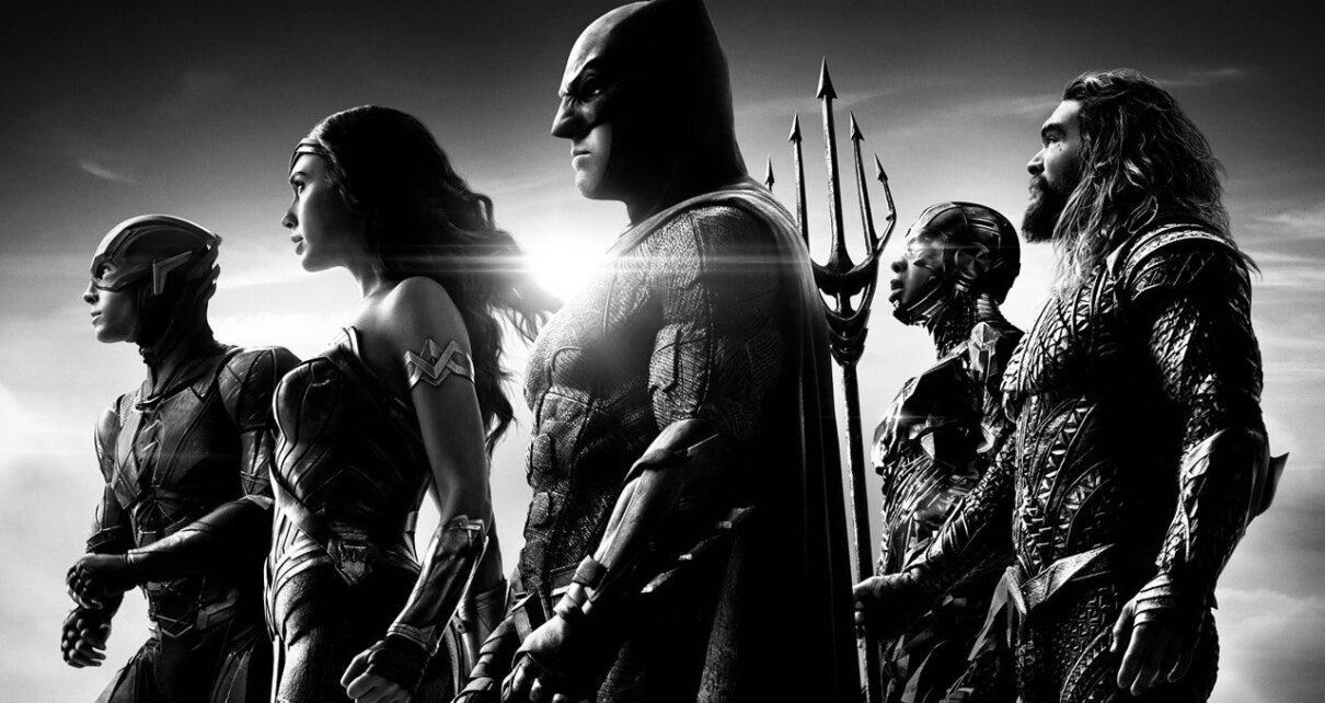 Snyder Cut Justice League Uscita marzo