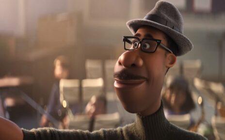 Soul Disney Pixar Poster