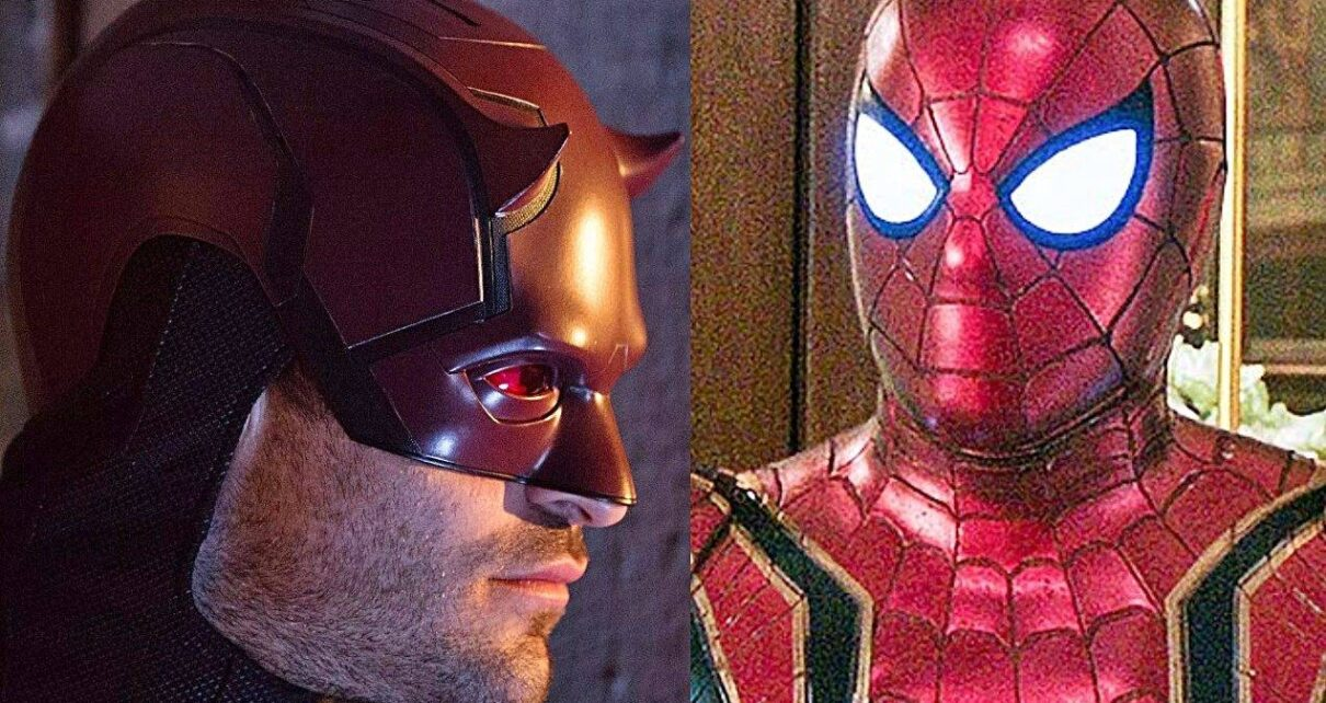 Spider-Man e Daredevil Boss Logic