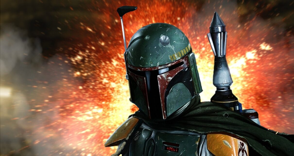 The Book of Boba Fett serie disney