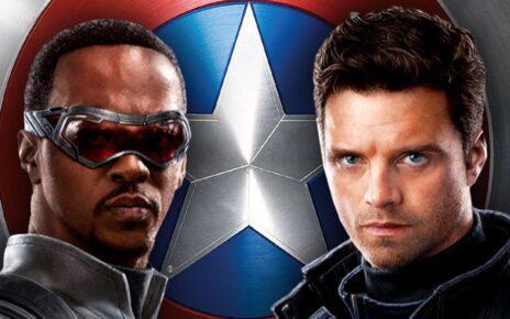 The Falcon and Winter Soldier foto costumi