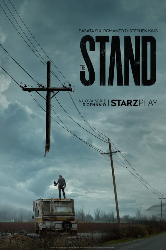 The Stand poster ita