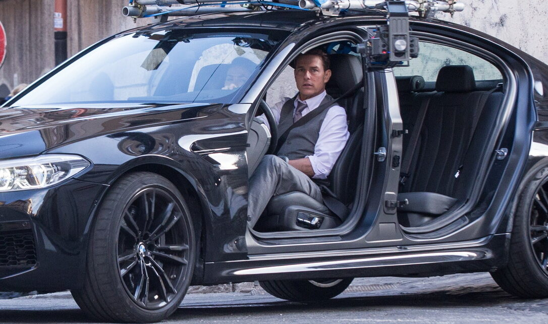 Tom Cruise contro troupe Mission Impossible