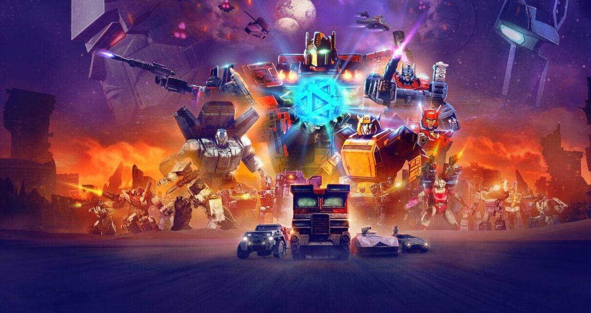Transformers War for Cybertron netflix trailer