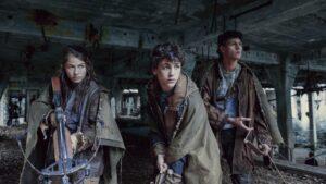 Tribes of Europa Netflix trailer