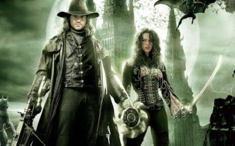 Van Helsing Film Reboot