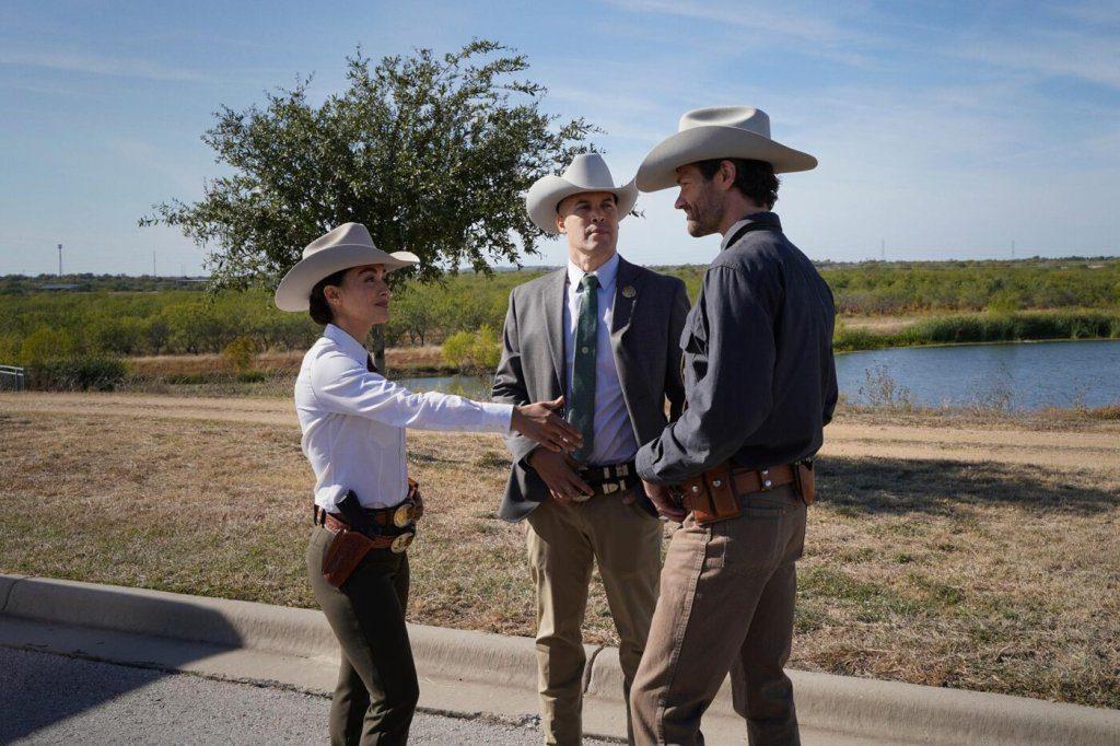 Prime immagini ufficiali da Walker, la serie con Jared Padalecki