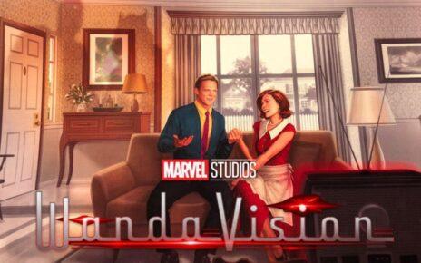 WandaVision serie disney spot
