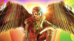 Wonder Woman 1984 nuovo poster