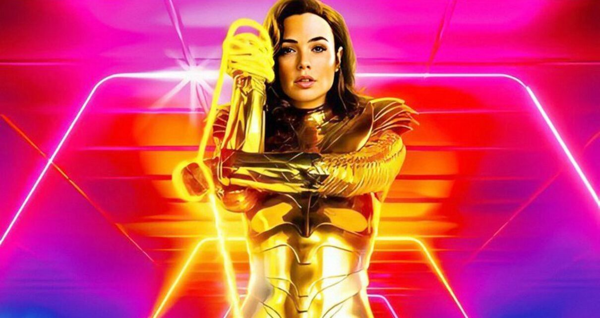 Wonder Woman 1984 nuovo trailer comic-con