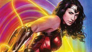 Wonder Woman 1984 sequenza apertura