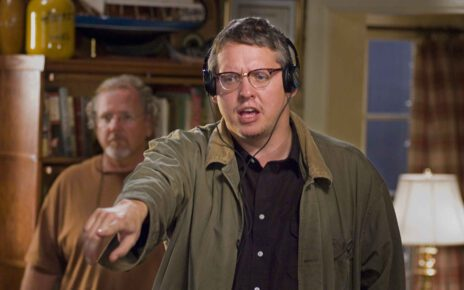 Adam McKay sul set don't look up