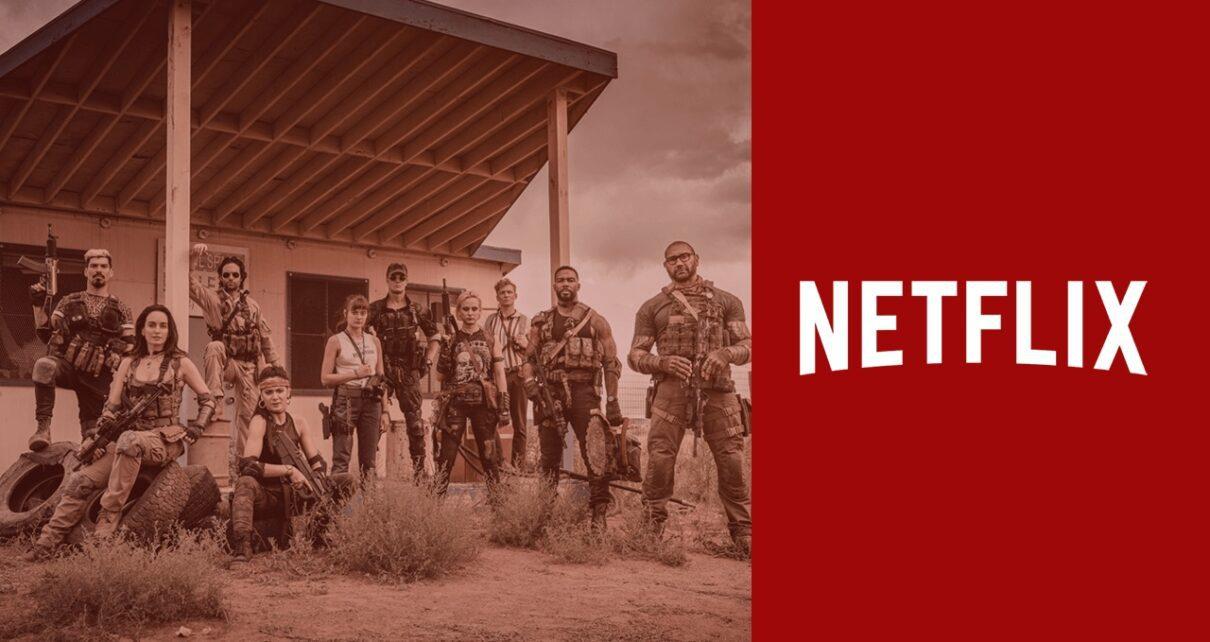 Army of the Dead film foto tig notaro