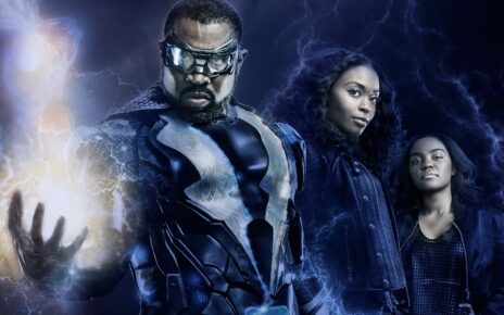 Black Lightning quarta stagione trailer