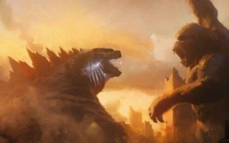 Scontro tra titani nel primo epico trailer di Godzilla vs Kong