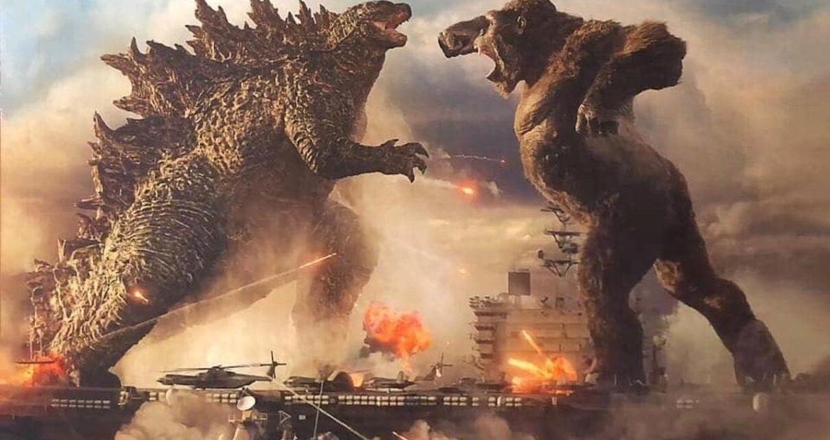 Godzilla vs Kong trailer Mechagodzilla