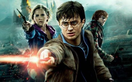 Harry Potter serie tv hbo max