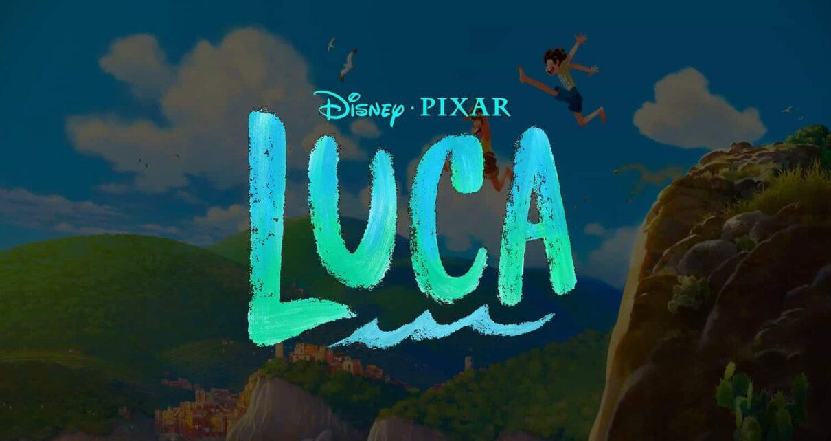 Luca Disney Pixar foto Empire