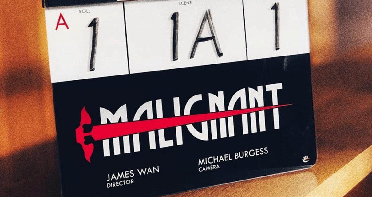 Malignant James Wan uscita
