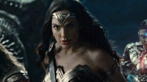 Snyder Cut foto Wonder woman