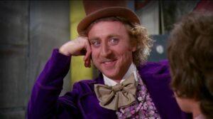 Willy Wonka nuovo film