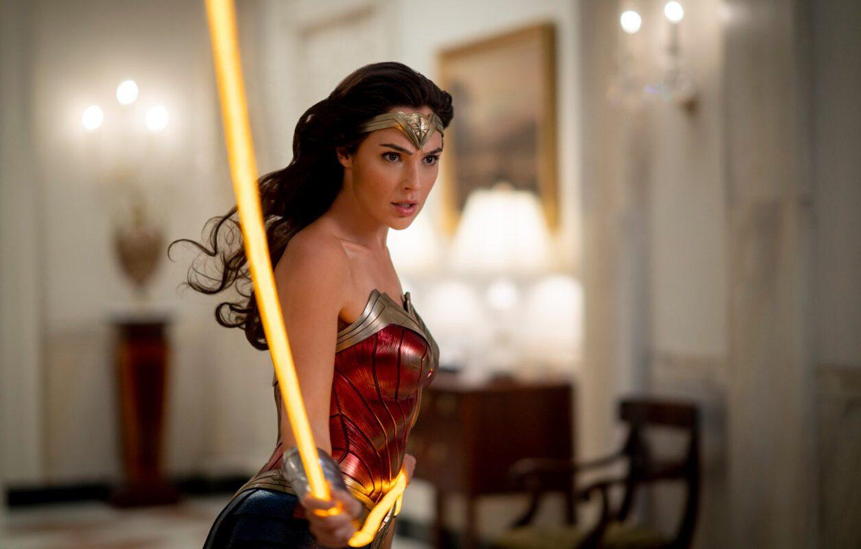 Wonder Woman 1984 box office