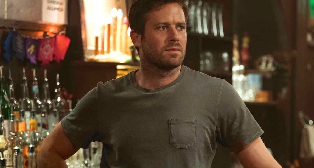 Armie Hammer cannibalismo the offer