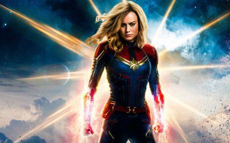 Captain Marvel 2 Brie Larson allenamenti