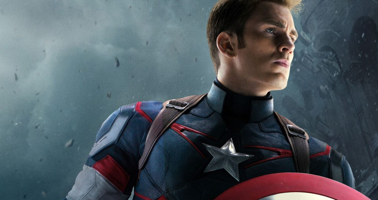 Chris Evans ancora Captain America