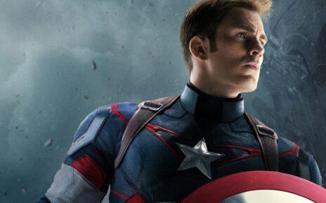 Chris Evans ancora Captain America