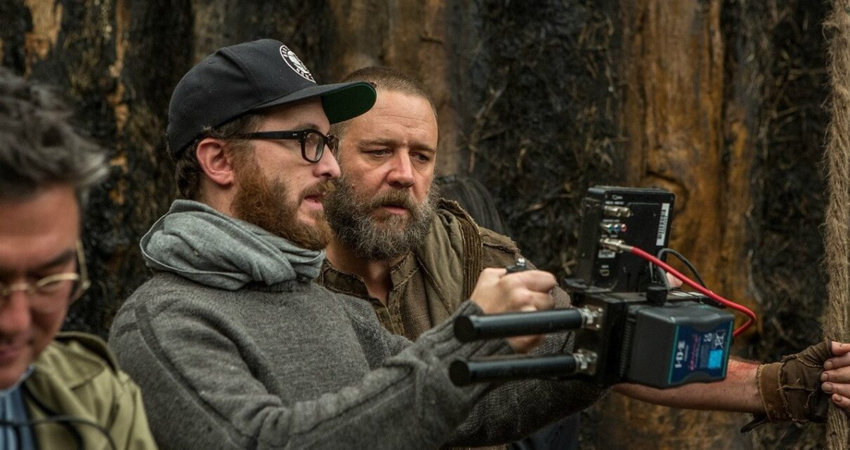 Darren Aronofsky regia The Whale