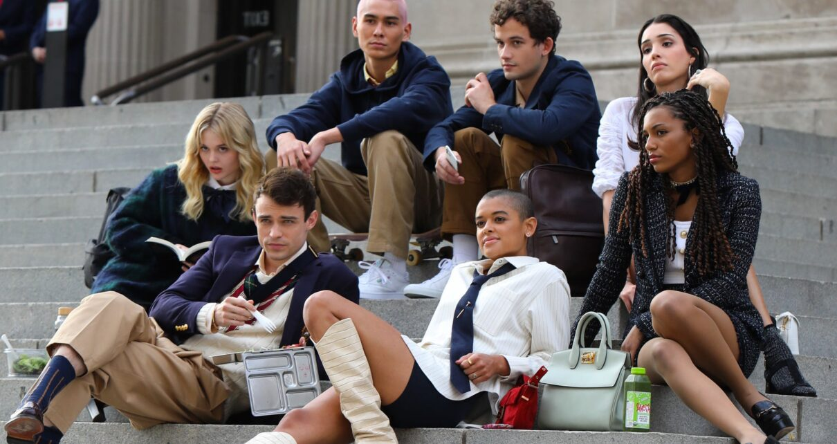 Gossip Girl Reboot personaggi