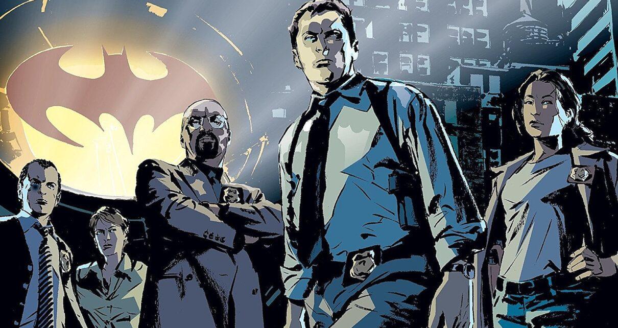 Gotham PD serie showrunner