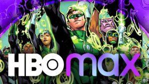 Green Lantern HBO Max personaggi