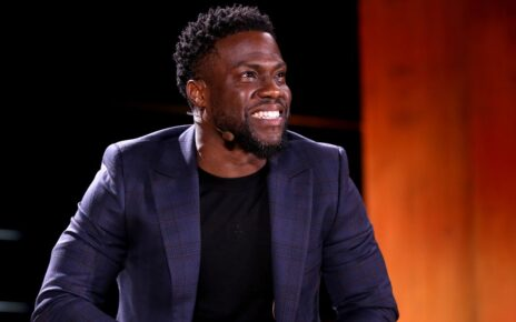 Kevin Hart in Borderlands Film