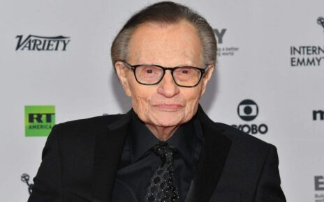 Larry King morto