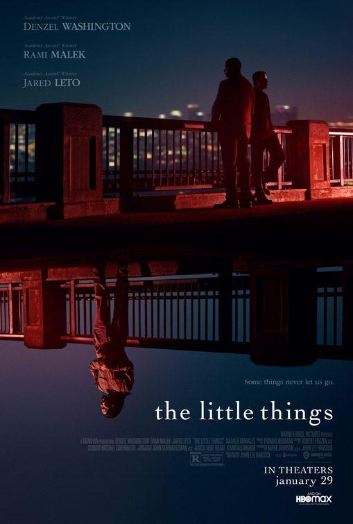 Due nuovi poster da Fino all'ultimo indizio, thriller con Denzel Washington