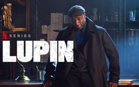 Lupin serie Netflix record