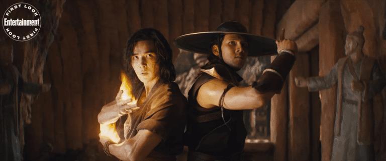 First Look: le prime foto ufficiali del film Mortal Kombat