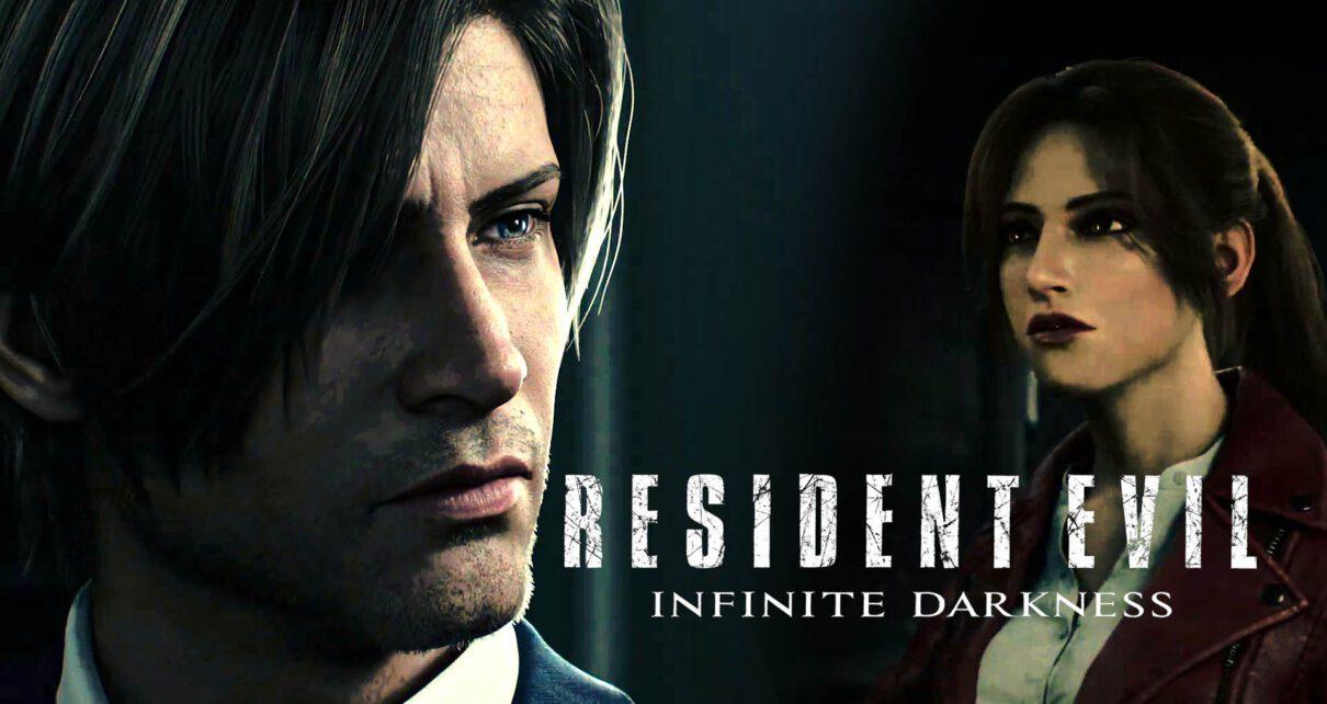 Resident Evil Infinity Darkness film trailer