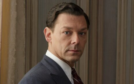 Richard Coyle in Animali Fantastici 3