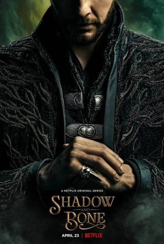 Characters poster e foto da Shadow and Bone, la serie Netflix