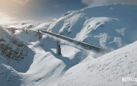 Snowpiercer 2 netflix trailer
