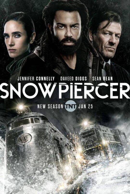 SNOWPIERCER SECONDA STAGIONE POSTER