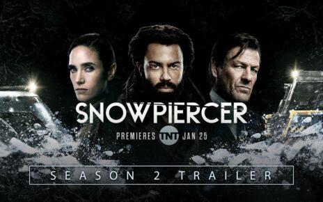 Snowpiercer seconda stagione poster e trailer