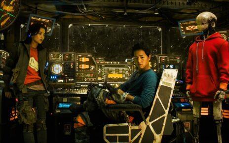 Un nuovo trailer pieno di azione per il blockbuster coreano Space Sweepers
